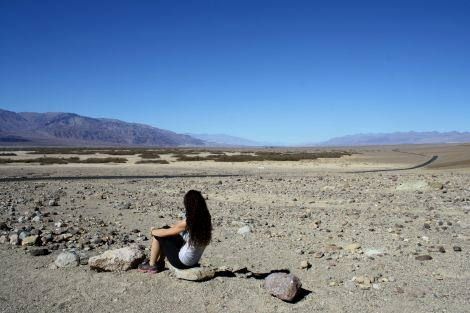 Jonnah Perkins Death Valley CA