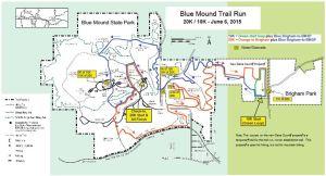 Blue Mound Trail Race