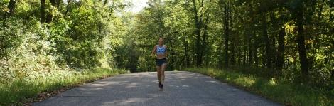 trail road-run