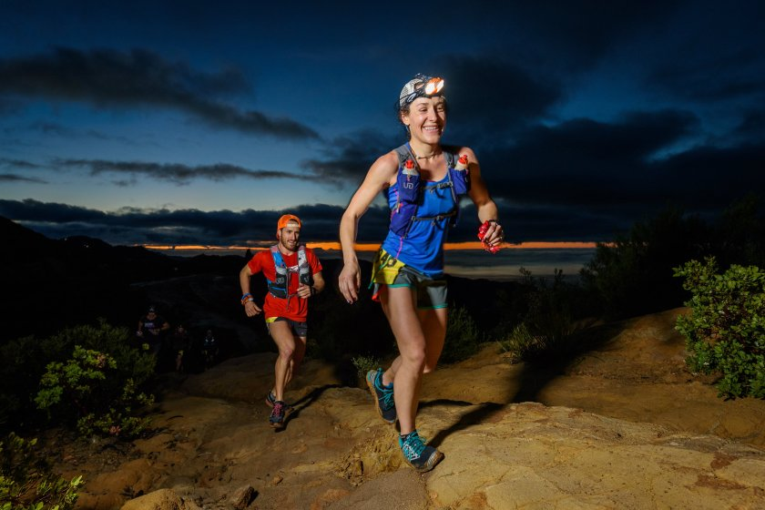 Sean O'Brien 100k sunrise. 5th female overall. With 13,000+ ft of elevation gain and miles and miles of mud, I am happy with how my winter training panned out for this awesome event.